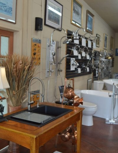 Pierponts bath and kitchen showroom